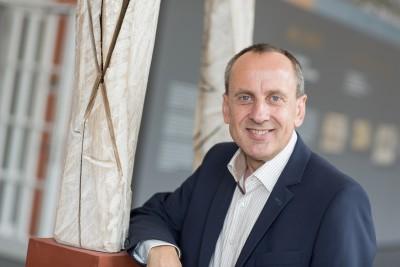 Prof. Dr. Konrad Wolf, Minister für Wissenschaft, Weiterbildung und Kultur des Landes Rheinland-Pfalz