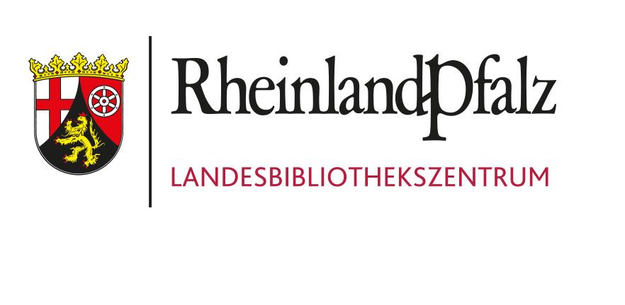 Logo Landesbibliothekszentrum Rheinland Pfalz